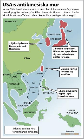 USA-s antikinesiska mur